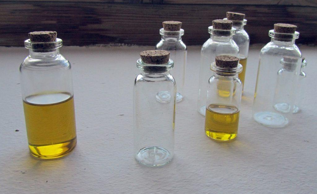 How to Make CBD Oil - Bottles