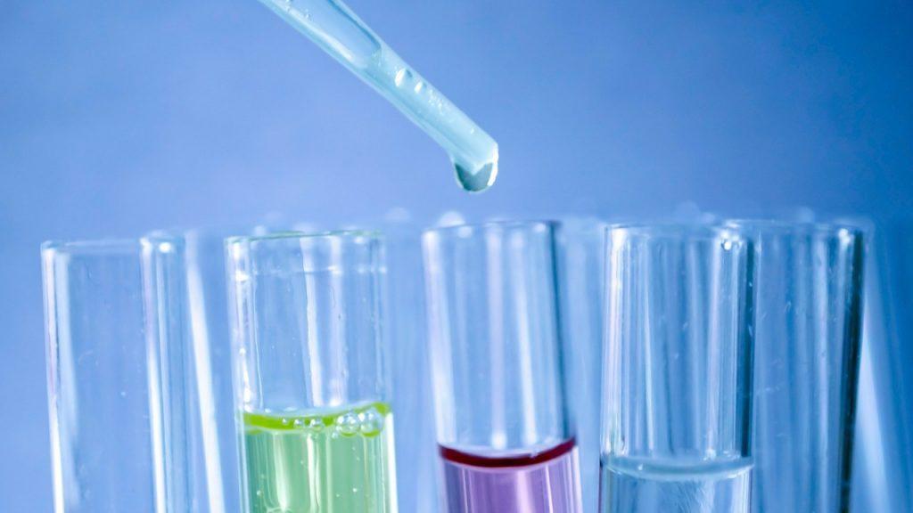 How to Make CBD Oil - Test Tubes
