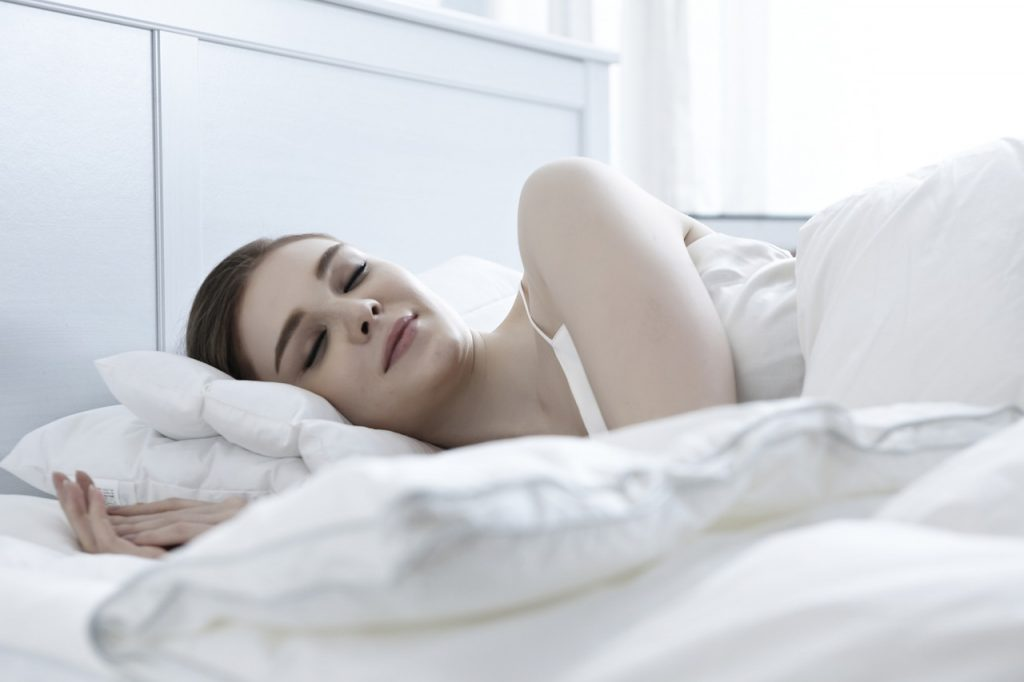 CBD vs THC - Sleep