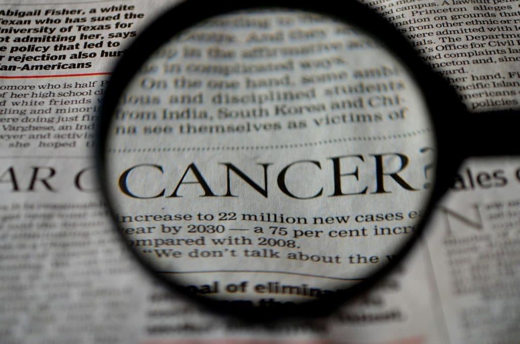 CBD vs THC - Cancer