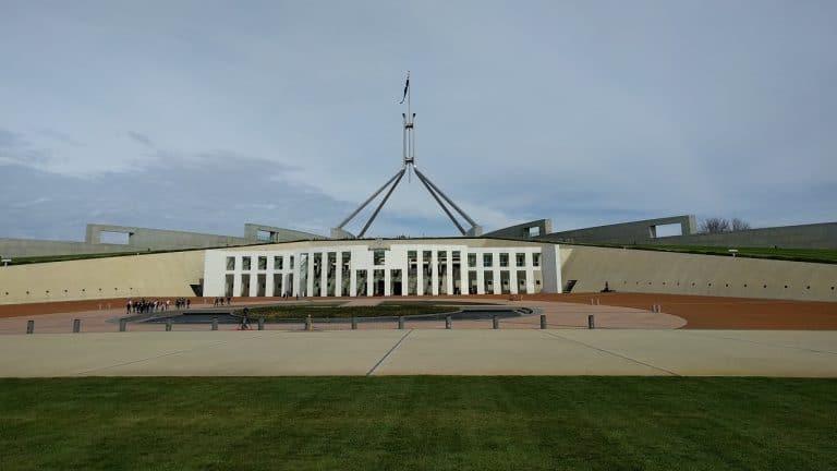 Legalization News - Canberra