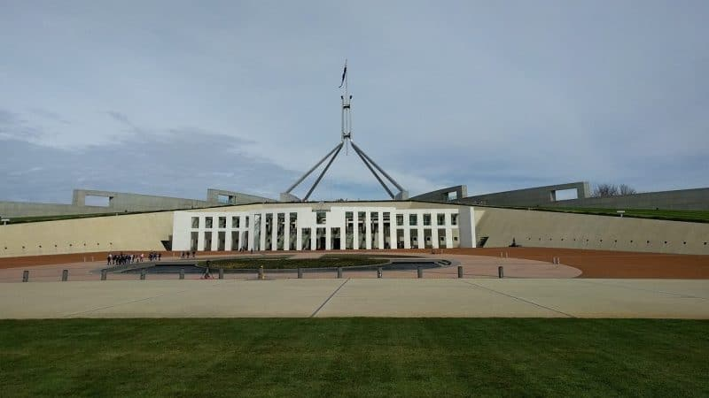 Legalization News - Canberra