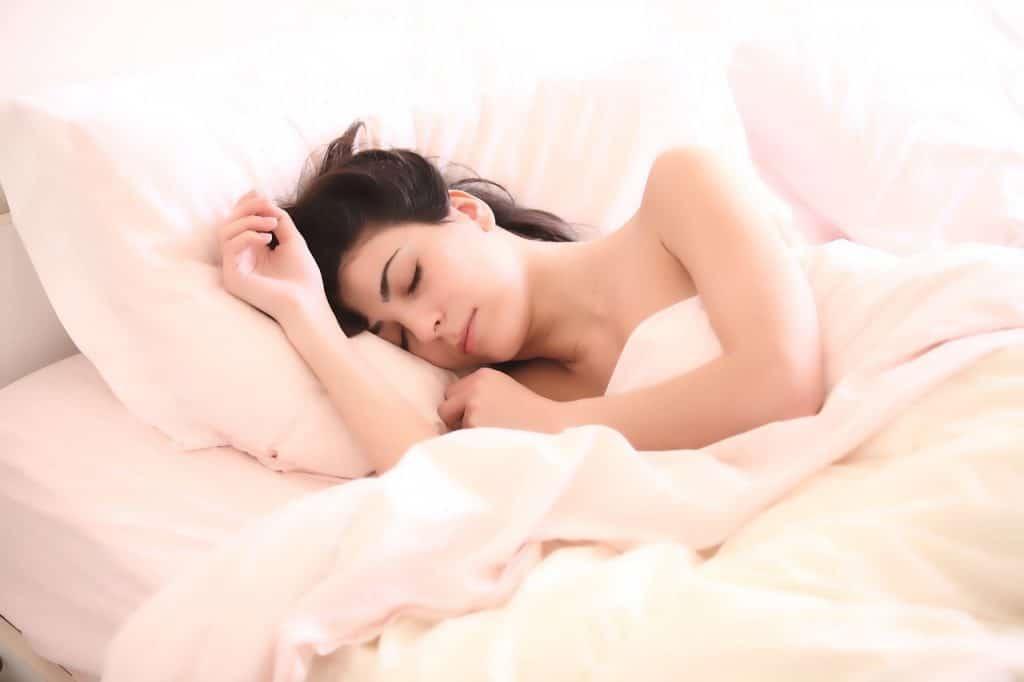 CBD Oil for Sleep - Sleeping