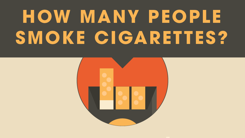 How Many People Smoke Cigarettes - Featured Image