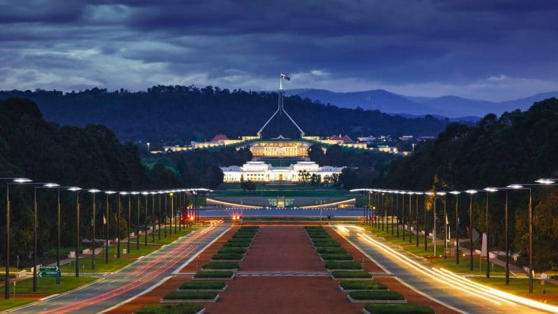 Politics News - Canberra's New Cannabis Regulation