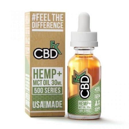 Best CBD Oil - CBDfx
