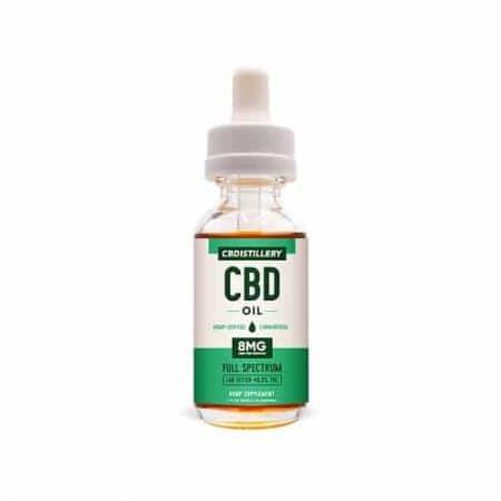 Best CBD Oil - CBDistillery