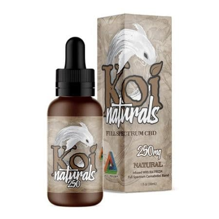 Best CBD Oil - Koi CBD
