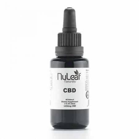Best CBD Oil - NuLeaf Naturals review