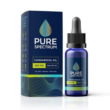 Best CBD Oil - Pure Spectrum