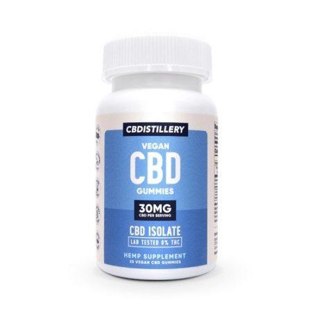 Best CBD Gummies - CBDistillery