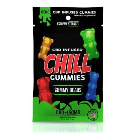 Best CBD Gummies - Chill CBD