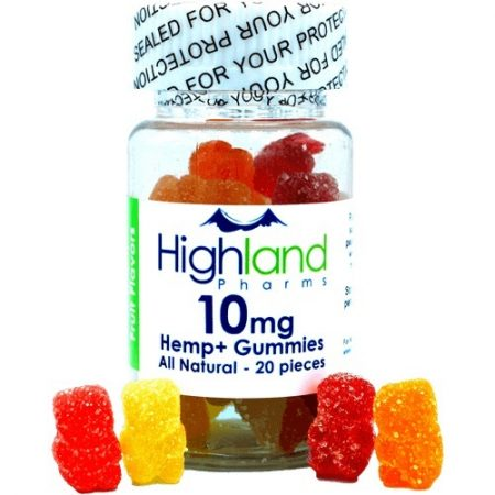 Best CBD Gummies - Highland Pharms