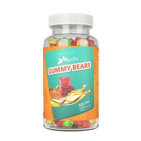 Best CBD Gummies - Medix CBD Gummies
