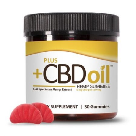 Best CBD Gummies - Plus CBD Gummies