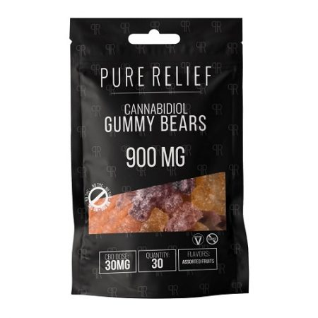 Best CBD Gummies - Pure Relief