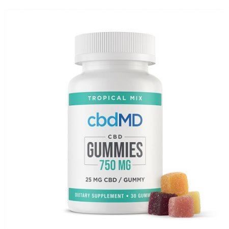Best CBD Gummies - cbdMD