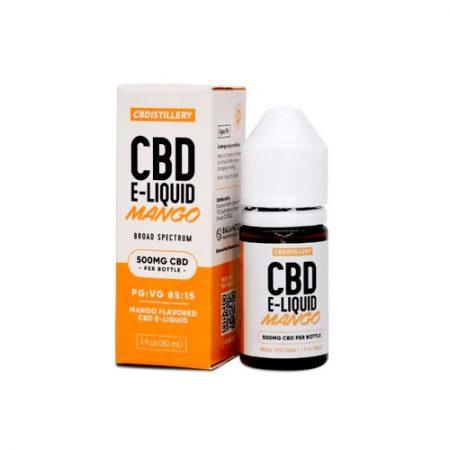 Best CBD Vape Oil - CBDistillery
