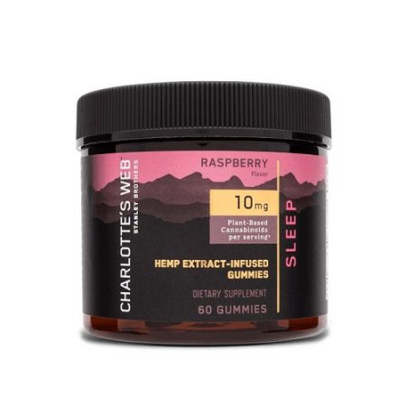 Best CBD Oil for Sleep - Charlotte's Web