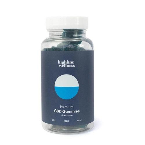 Highline Wellness CBD Oil for Sleep