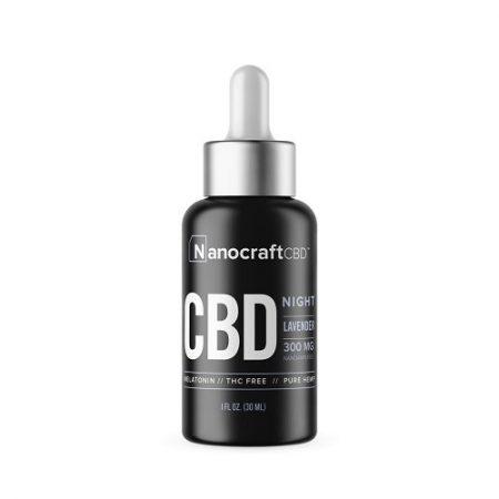 Best CBD Oil for Sleep - NanocraftCBD