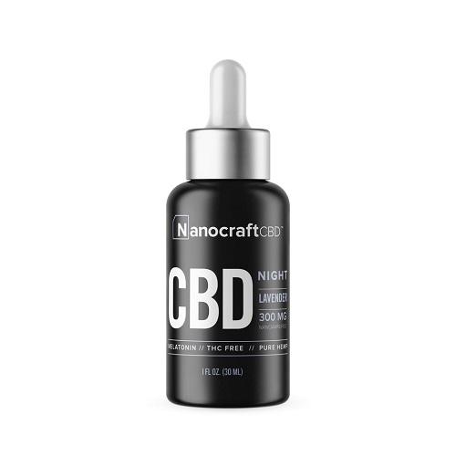 NanocraftCBD Oil for Sleep