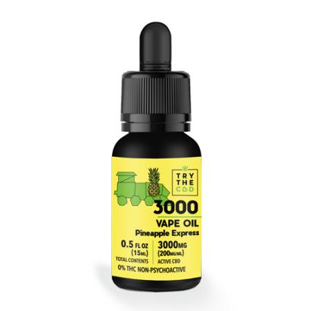 Best CBD Vape Oil - TrytheCBD