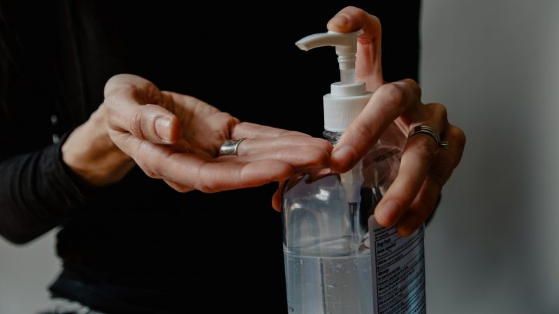 Health News - Hand Sanitizers