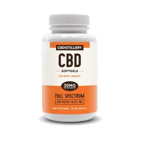 Best CBD Oil for Pain - CBDistillery
