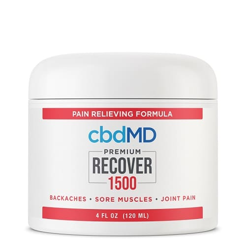 cbdMD CBD Oil for Pain