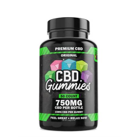 Best CBD Gummies - Hemp Bombs Review