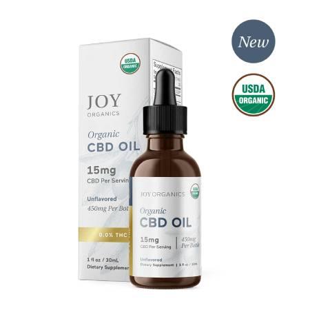 Best CBD Oil - Joy Organics Review
