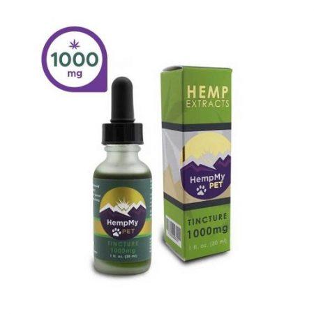Best CBD Oil for Dogs - HempMyPet
