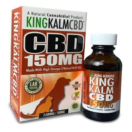 Best CBD Oil for Dogs - King Kanine