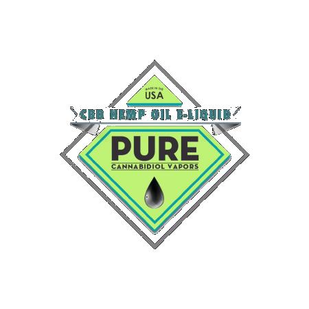 Logo Pure CBD Vapors