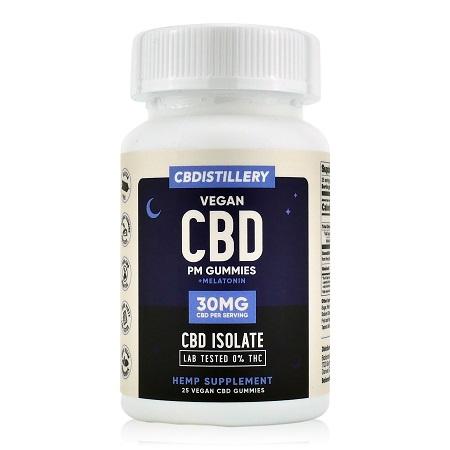 Best CBD Edibles - CBDistillery