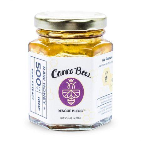 Best CBD Edibles - Canna Bees Bee Delightful