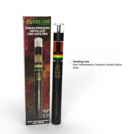 Best CBD Vape Pen - CBD Lion