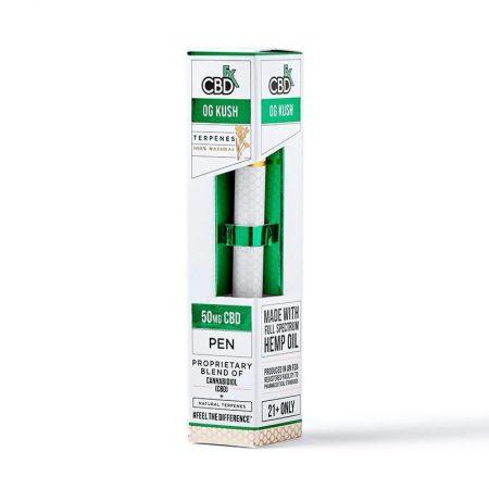 Best CBD Vape Pen - CBDfx