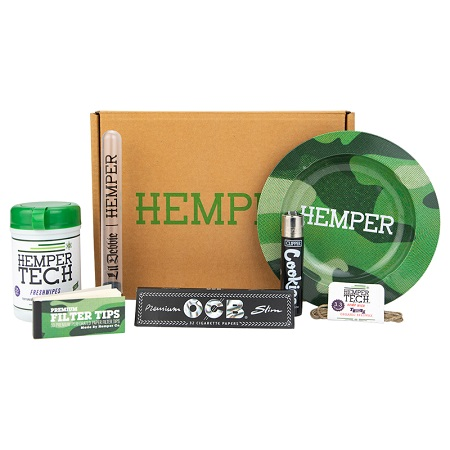 Best Weed Subscription Box - Hemper