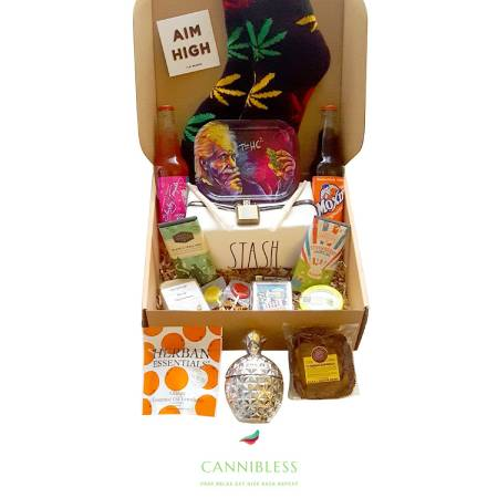 Best Weed Subscription Box - CanniBless