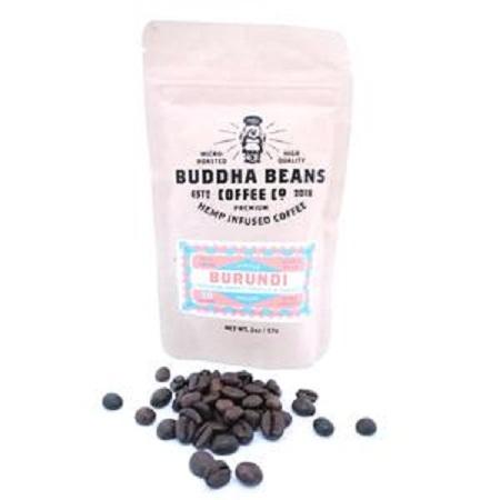 Best CBD Coffee - Buddha Beans