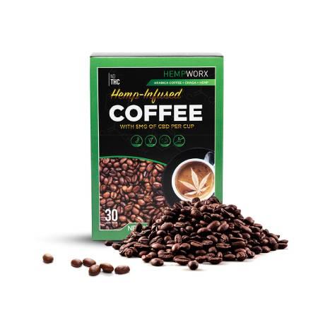Best CBD Coffee - Hempworx