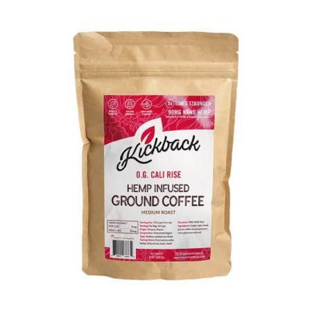 Best CBD Coffee - Kickback