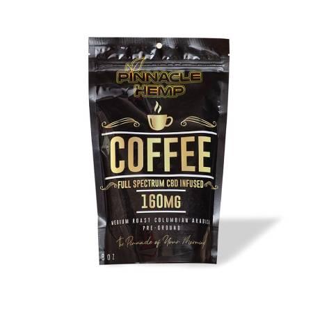 Best CBD Coffee - Pinnacle