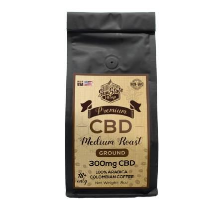 Best CBD Coffee - SunState