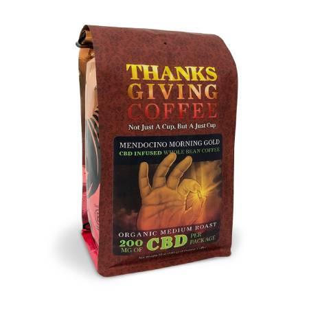 Best CBD Coffee - Thanksgiving