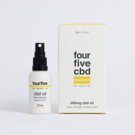 Best CBD Oil UK - FourfiveCBD