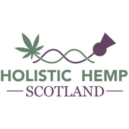 Holistic Hemp Scotland Logo