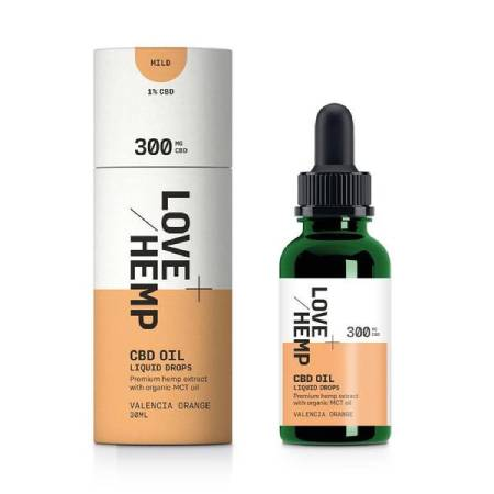 Best CBD Oil UK - Love Hemp Review
